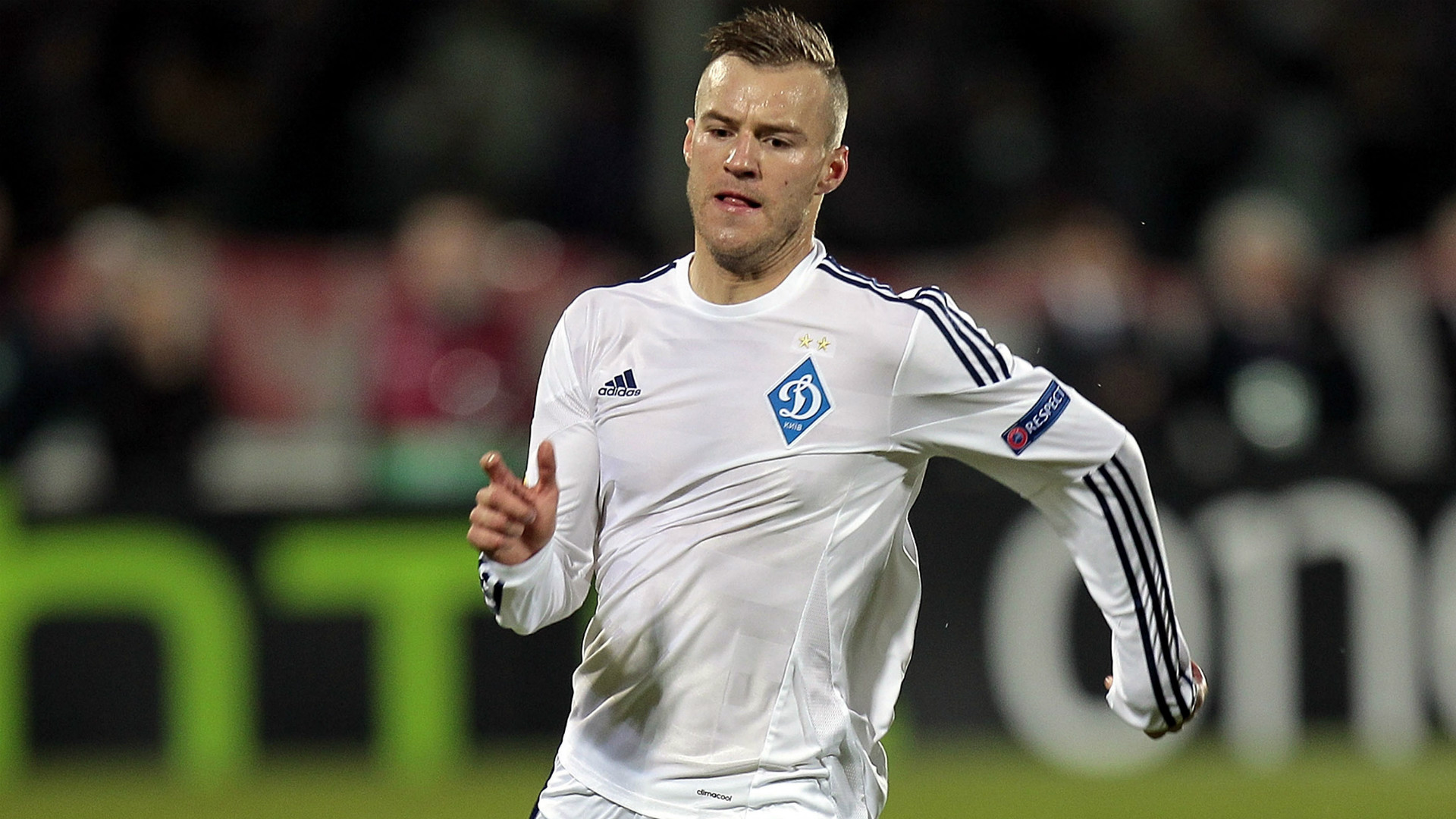 Барселона собирается подписать украинца Ярмоленко?