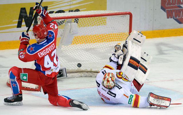 Йокерит — ЦСКА: 29-08-2015