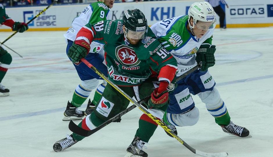 Салават Юлаев — Ак Барс: 01-03-2016