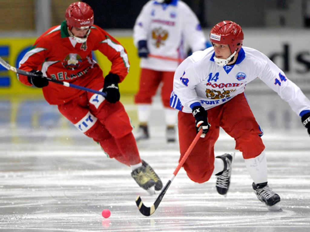 Как делать ставки на хоккей с мячом (бенди)