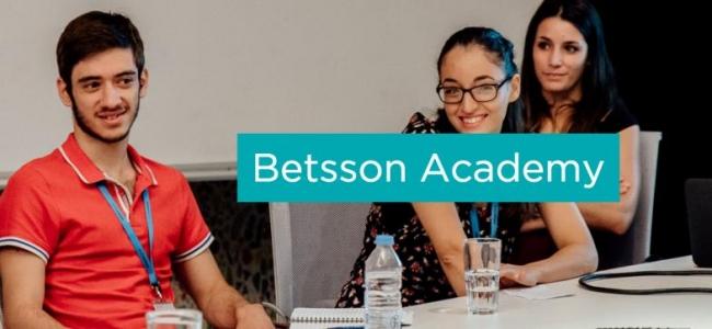 Betsson набирает новых студентов в свою академию