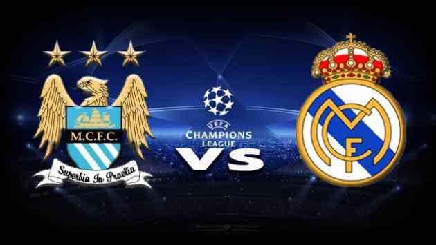 Трансляция матча Манчестер Сити — Реал, 26 апреля 2016