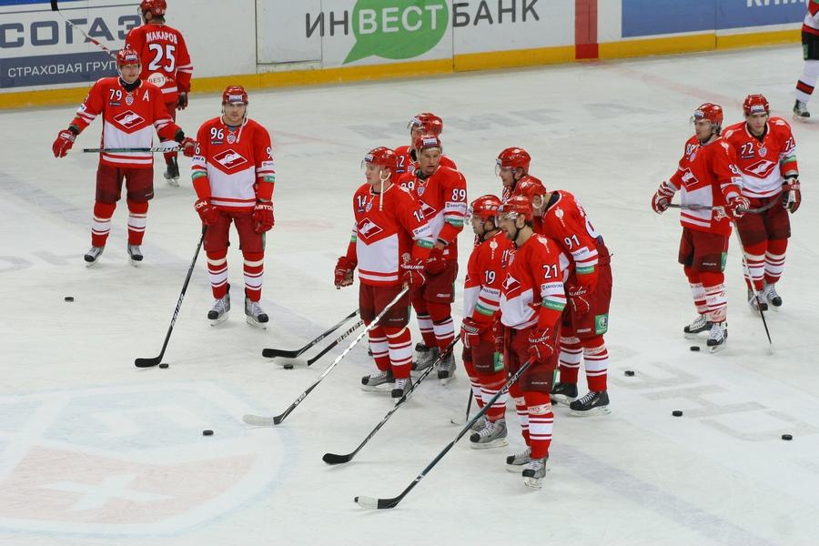 Адмирал — Спартак Москва: 08-09-2015