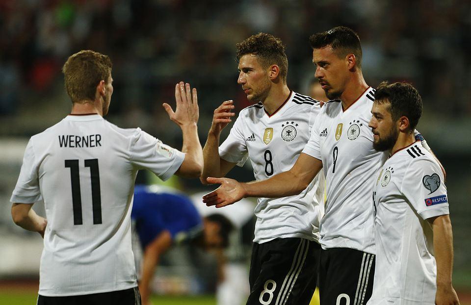 Результат матча Австралия — Германия, 19 июня