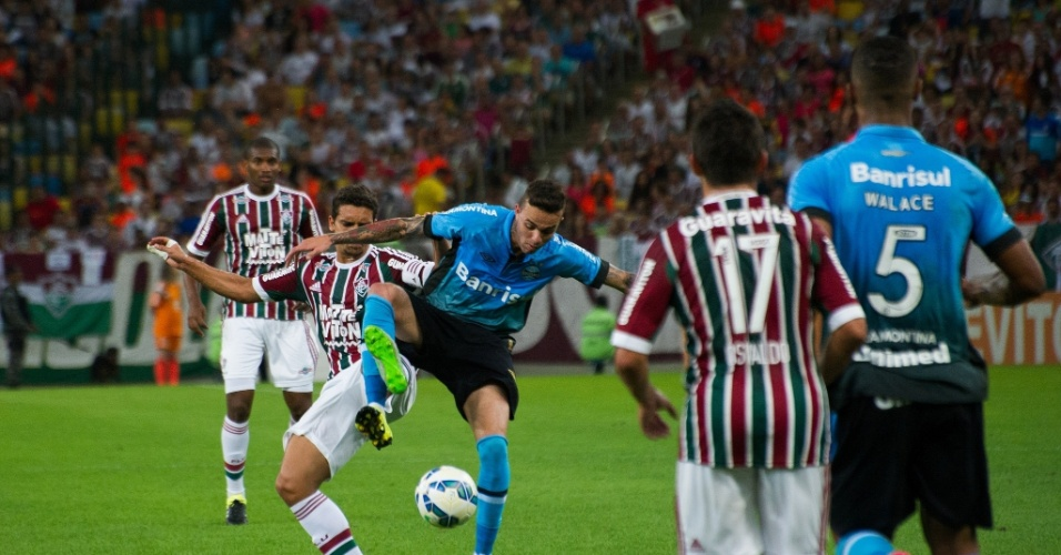 Результат матча Флуминенсе — Гремио, 16 июня