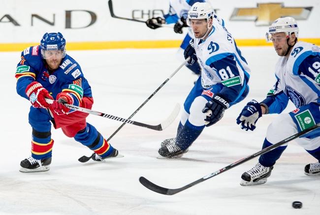 Йокерит — Динамо Москва: 17-09-2015