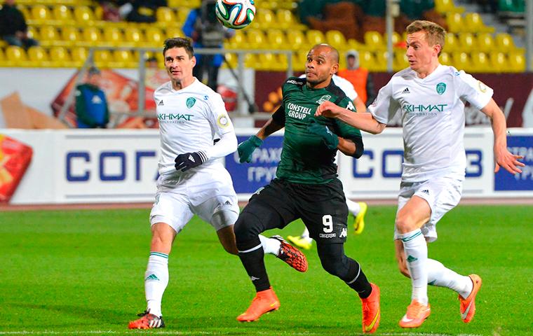 Результат матча Краснодар – Терек, 8 августа 2016