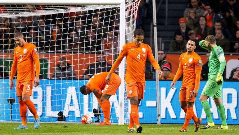 Трансляция матча Англия — Нидерланды, 29 марта 2016