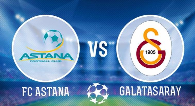 Астана — Галатасарай: 30-09-2015