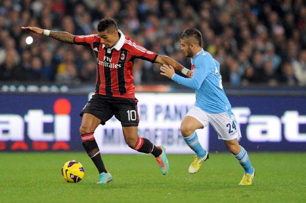 Милан — Наполи: 04-10-2015