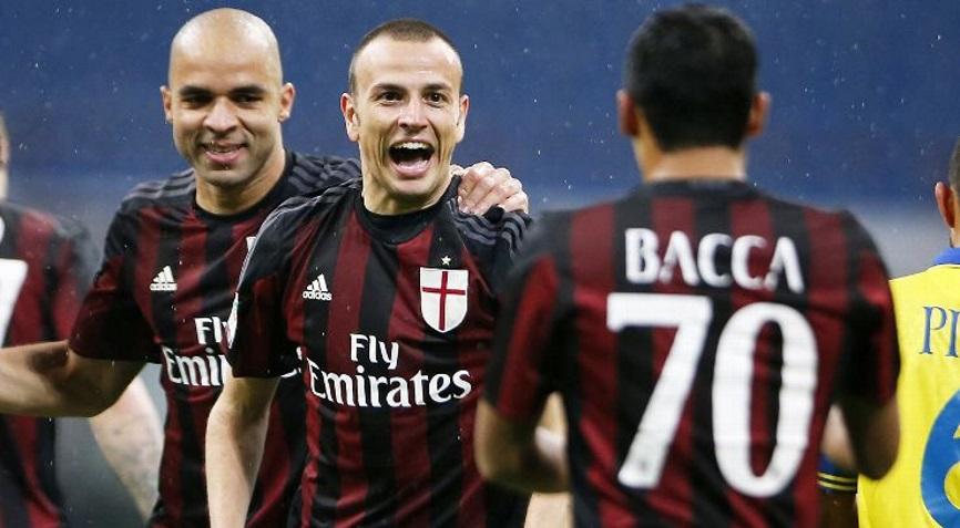 Болонья — Милан: 08-02-2017