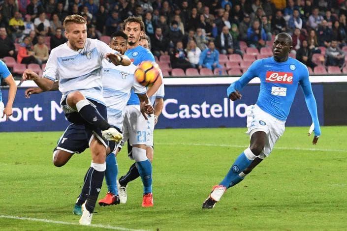 Результат матча Лацио — Наполи, 9 апреля 2017