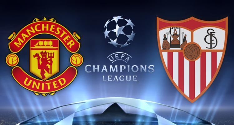 Манчестер Юнайтед — Севилья: 13-03-2018