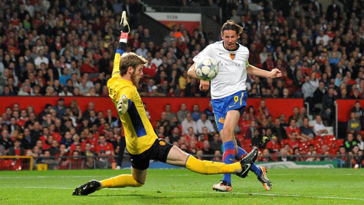 Манчестер Юнайтед — Базель: 12-09-2017
