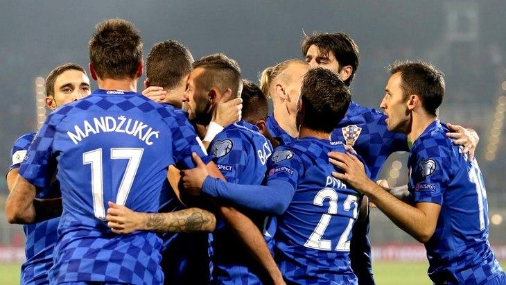 Трансляция матча Финляндия — Хорватия, 9 октября 2016