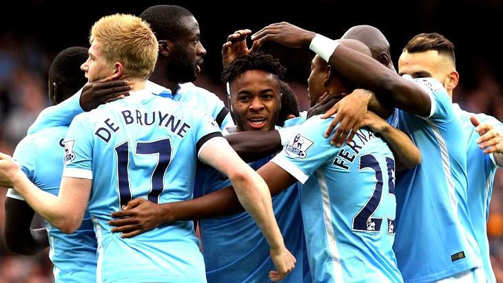 Манчестер Сити — Севилья: 21-10-2015