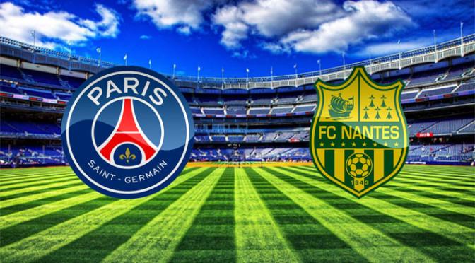 Трансляция матча ПСЖ — Нант, 14 мая 2016