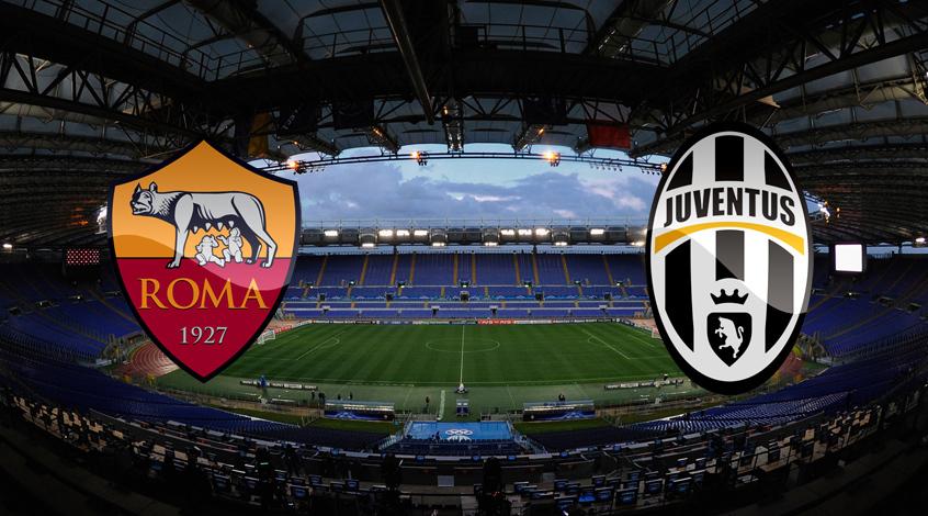 Результат матча Рома — Ювентус, 14 мая 2017