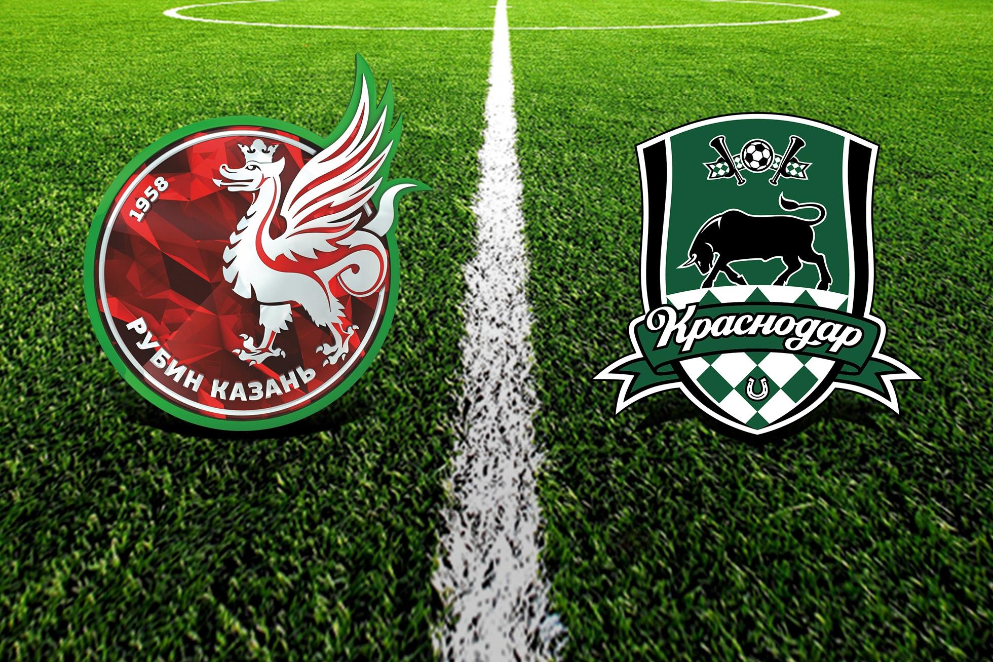 Трансляция матча Рубин — Краснодар, 15 апреля 2017