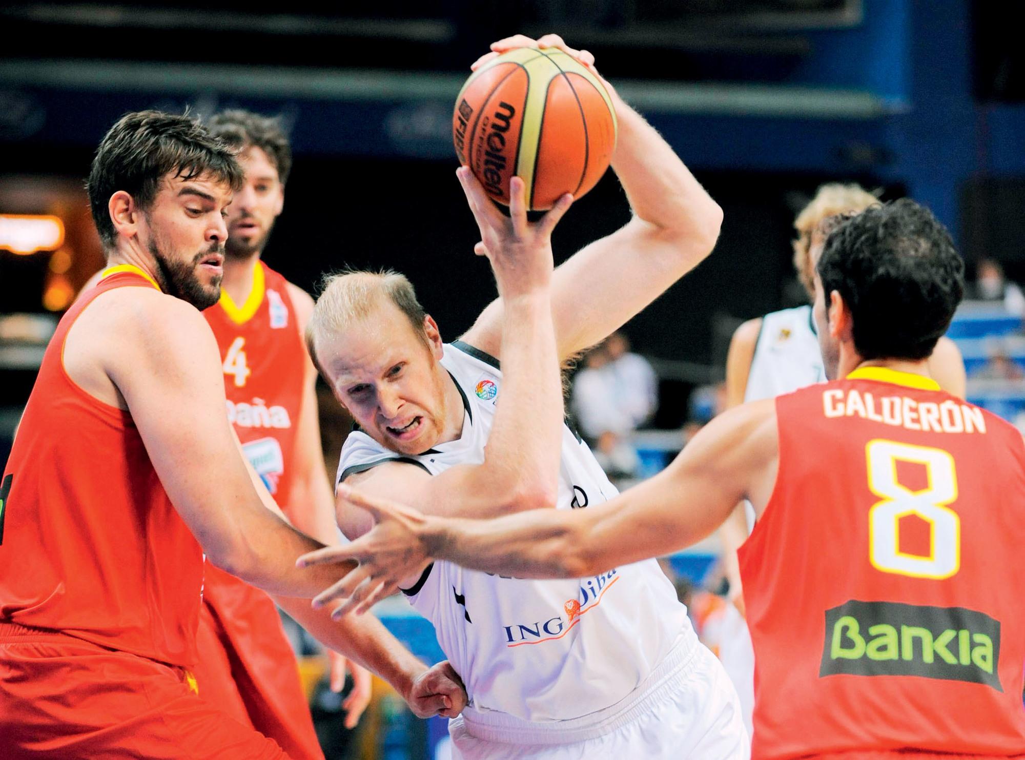Испания — Чехия: 30-08-2015
