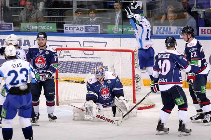 Торпедо — Динамо Минск: 13-10-2015