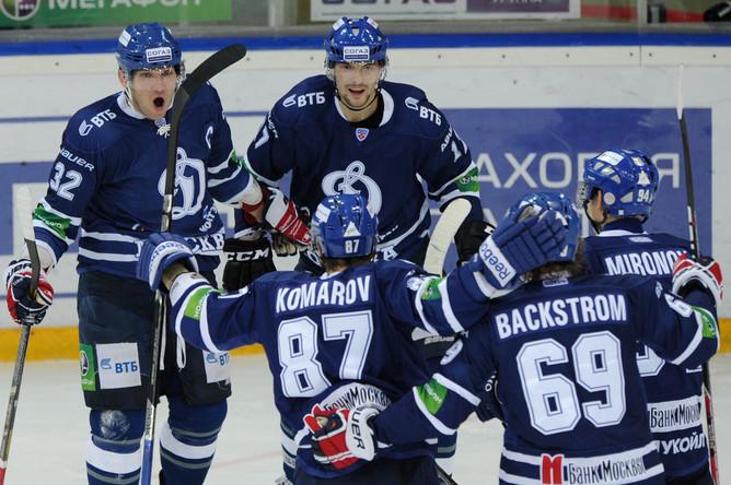 Динамо Москва — Сибирь: 26-08-2015