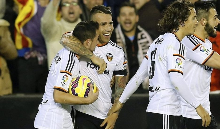 Валенсия — Гент: 20-10-2015