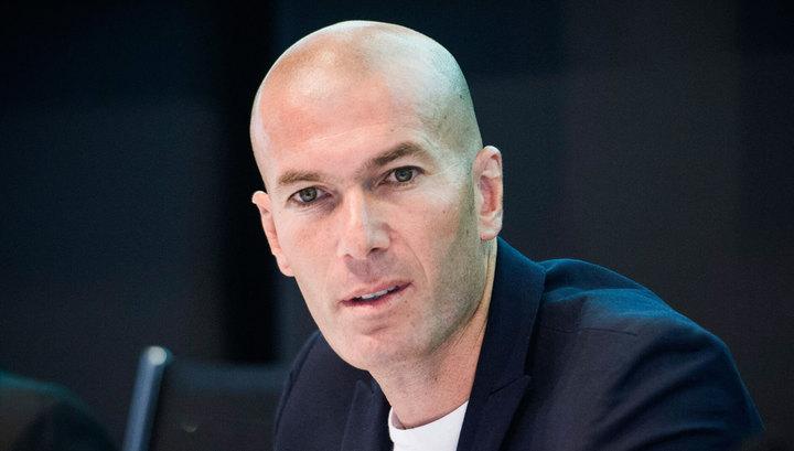 Зидан будет тренировать Реал